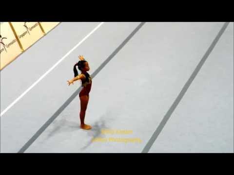 Jeffini Photography -WAG Level Kinder  12th Singapore Artistic Gymnastics Open 2015