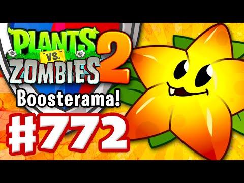 Starfruit Boosterama! Arena! - Plants Vs. Zombies 2 - Gameplay Walkthrough Part 771