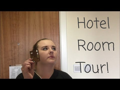 LONDON Hotel Room Tour — Shoreditch Hotel
