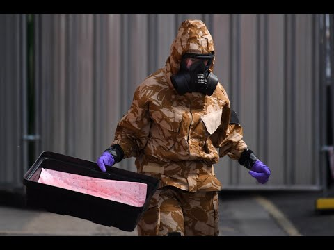 شرطة بريطانيا تحقق بوفاة امرأة تعرضت لعامل أعصاب نوفيتشوك  - 10:22-2018 / 7 / 9