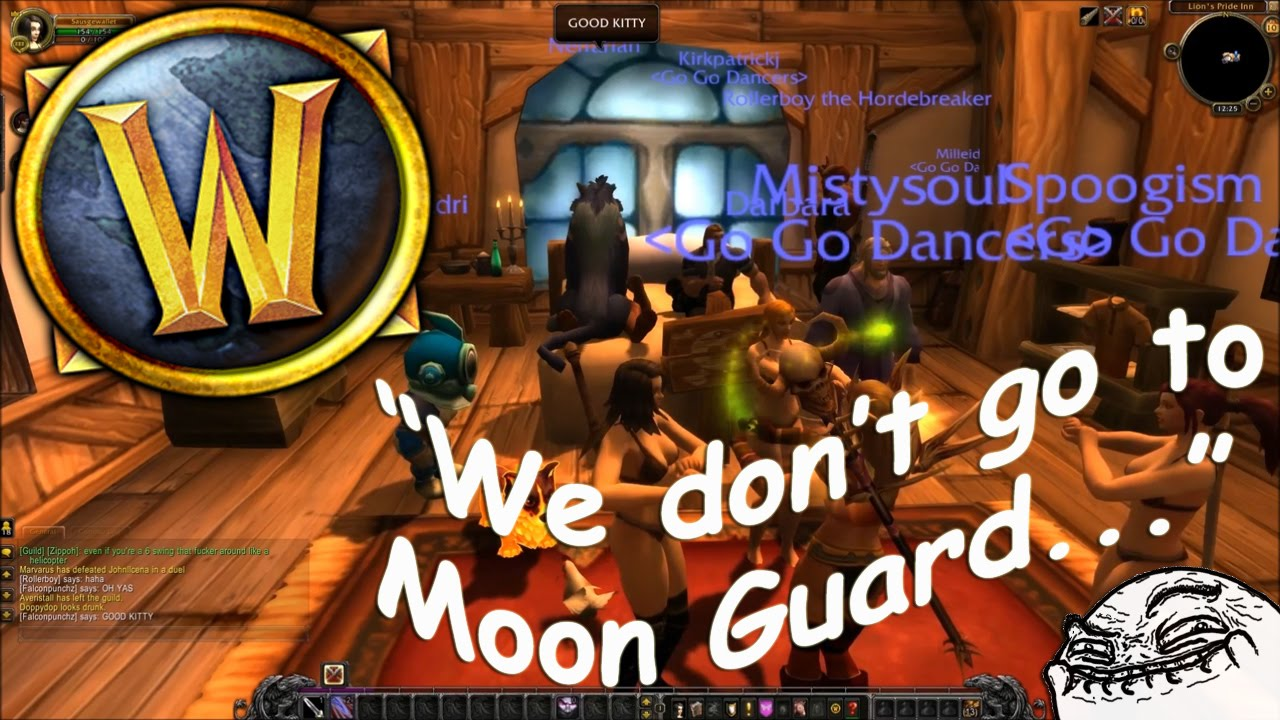 Dont Go to Goldshire (Moon Guard US) - YouTube
