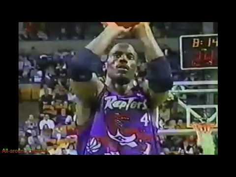 Kevin Willis 28 Points @ Boston Celtics, 1999.