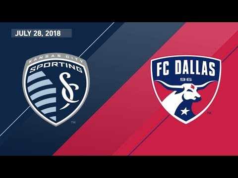 HIGHLIGHTS: Sporting Kansas City vs. FC Dallas | July 28, 2018