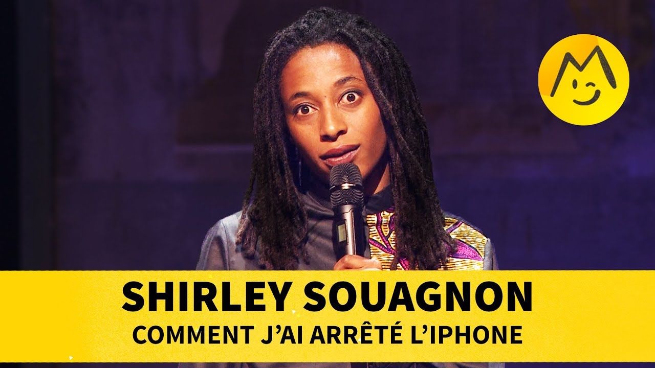 Shirley Souagnon - Comment j'ai arrêté l'Iphone