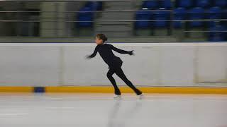 Тренировка Элизабет Турсынбаевой #1