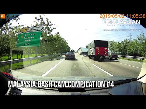 Malaysia Dash Cam Video Compilation #4 | Malaysian Dash Cam Owners