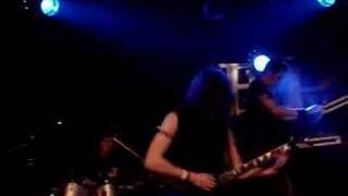 Oceans of Sadness (live) - Eyes Like Fire 30.3.2007
