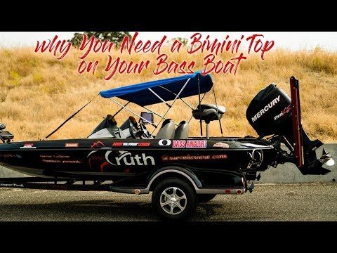 Why You Need A Bimini Top On Your Bass Boat