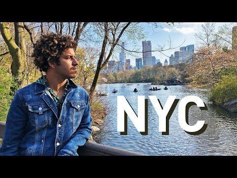 UM SÁBADO EM NOVA YORK - O que fazer e como curtir gastando pouco