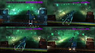 Rocksmith Remastered ~ Back Door Man by Willie Dixon ~ Lead/Rhythm/Alt Rhythm/Bass