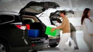 Commercial Chevy Traverse - Tetris with Cargo Space - 2013