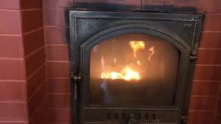 видео банная печь везувий
