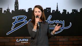 Brittany Ashley Stand-Up: College Lesbians