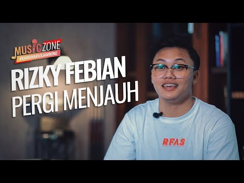 Rizky Febian - Pergi Menjauh - Live at MUSIC ZONE