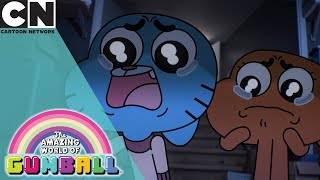 The Amazing World of Gumball | Life Without Technology | Cartoon Network UK