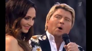 """Николай Басков песня """"Обниму тебя"""" и дуэт """"Ты моё счастье"""""""