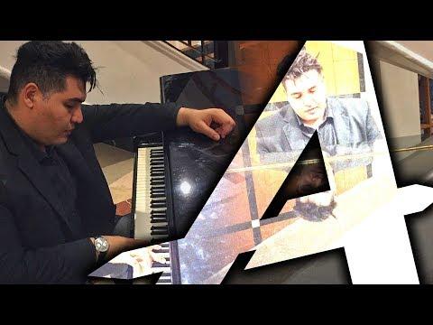 Abi Melechh - Piano Jam (Song: Infinity) @ Marriot Panama
