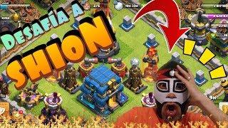 Desafía a shioN! PREMIO para el que me haga PLENO! | Clash of Clans