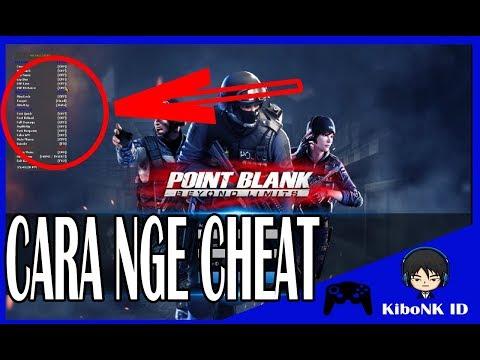 Point Blank Indonesia  - Cara Pake Cheat Gratis !! Part 3