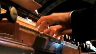 J. S. Bach Toccata d-moll BWV 565 played by H. A. Stamm
