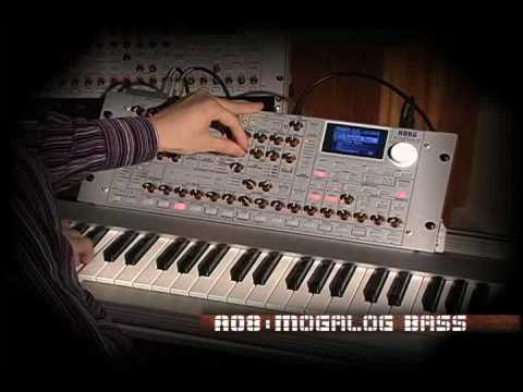 Korg MS and microKORG patches for Radias DV247