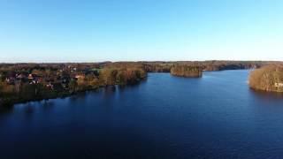 Großensee - Schleswig Holstein by Dji Phantom 4