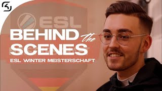 BEHIND THE SCENES: ESL WINTERFINALS