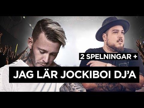 LÄR JOCKIBOI DJ'A │2 SPELNINGAR│VLOGG #11│4K