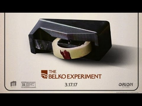 The Belko Experiment (2017) Movie Review aka After I Saw