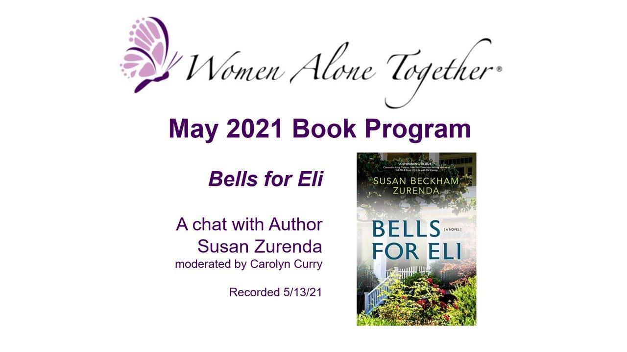 May 2021 Book Program - Bells for Eli