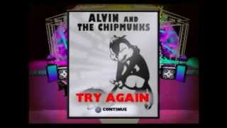 alvin e os esquilos - game -  alvin and the chipmunks