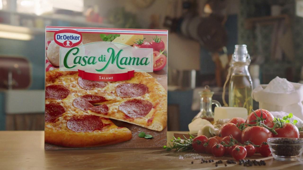 Dr Oetker: Casa di Mama - Salame