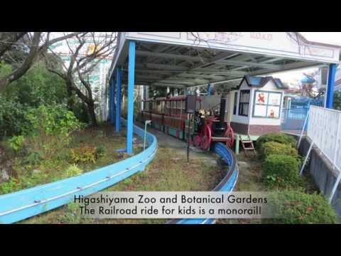 Higashiyama Railroad Monorail
