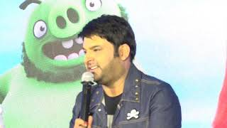 Kapil Sharma Film Angry Birds Trailer Launch in Mumbai !!