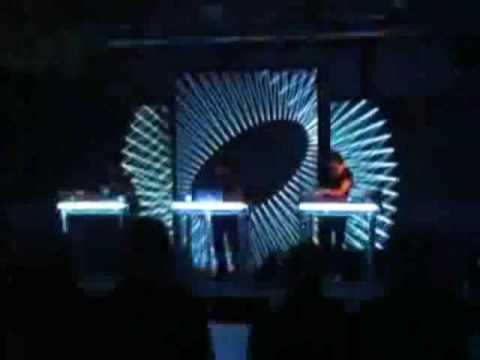 Moderat (Headhunter) - Prototype - Live