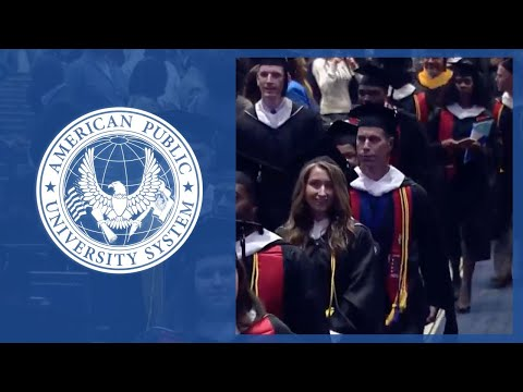 2017 Graduate Commencement Ceremony | American Public University System (APUS)