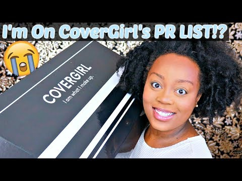 NEW AT THE DRUGSTORE| Trying NEW CoverGirl Makeup