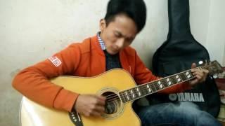Kiếp đỏ đen ( aucoustic guitar)