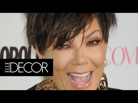 Inside Kris Jenner's Glorious Redesigned Los Angeles Mansion | ELLE Decor