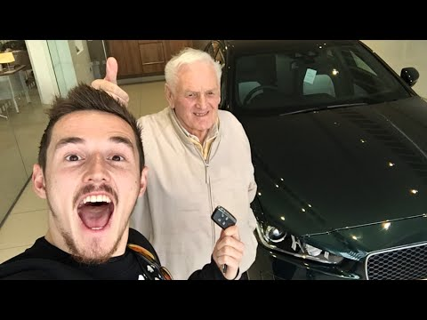 Thumbnail: BUYING MY GRANDDAD HIS DREAM CAR!!