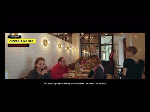 Pizzeria No 900 - Commerce Design Montréal 2015