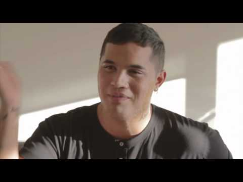 Interview With Stan Walker At The Hot Hits IRL
