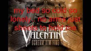 Download bullet for my valentine - hearts burst into fire acoustic lyrics MP3 song and Music Video