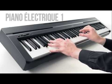 Yamaha P-115 - цифровое пианино (Black)