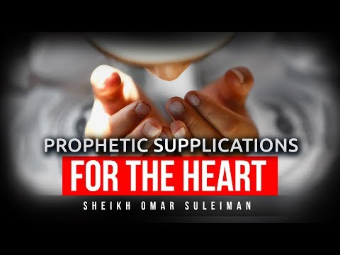 The Most Recited Dua By Prophet Muhammad - Omar Suleiman