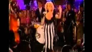 One Monkey Dont Stop No Show ~ Bette Midler & The Royal Crown Revue