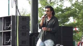 Andy Kim @ Canada Day celebration in Toronto Woodbine Park--Happen Again--Live 2011-07-01