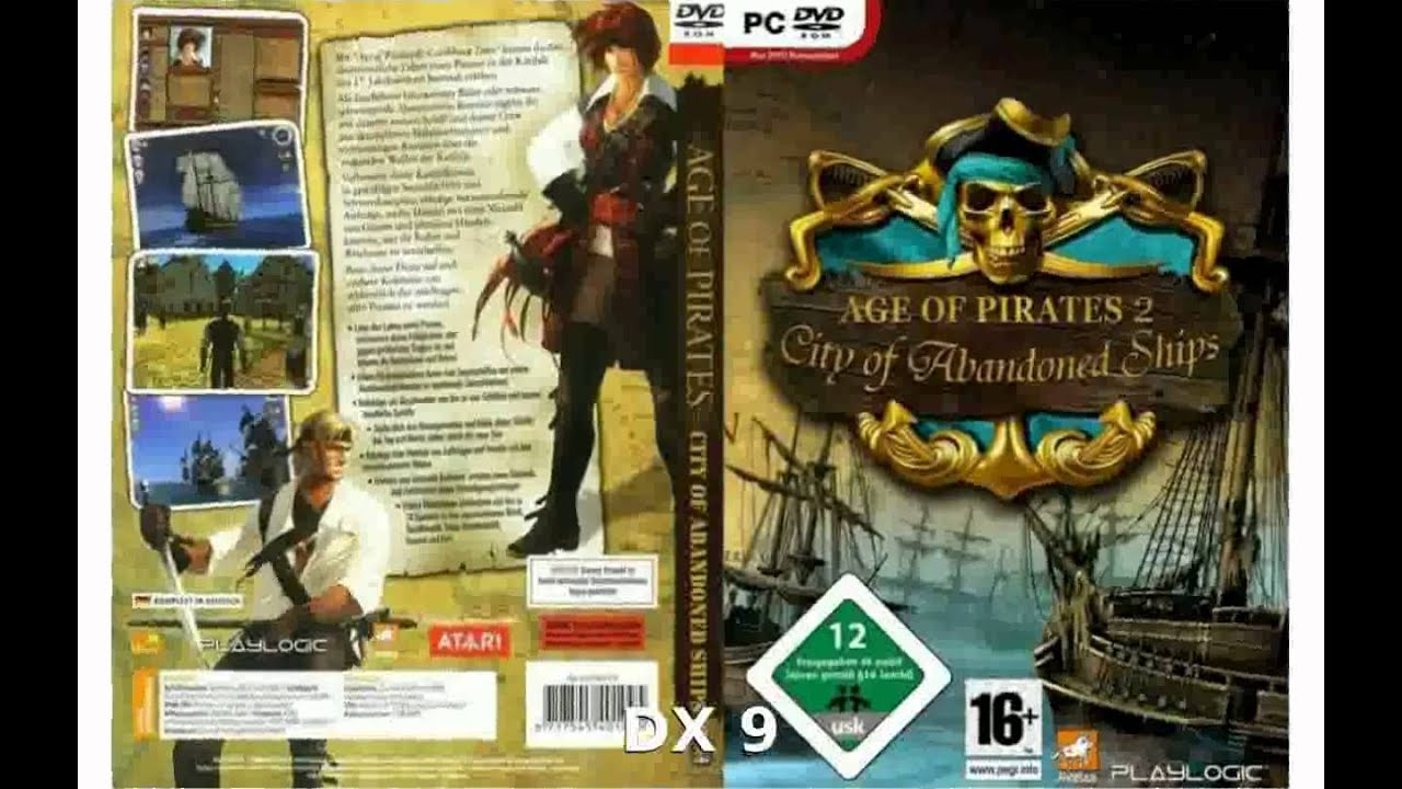 age of pirates 2 city of abandoned ships mods