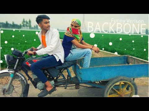 Thumbnail: BACKBONE 2 | FUNNY VIDEO | HARDY SANDHU | JAANI | B PRAAK | NEW PUNJABI FUNNY VIDEO 2017 | MMP