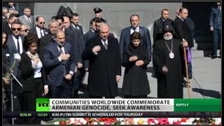 104th commemoration of Armenian Genocide